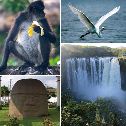 Tour Catemaco, Los Tuxtla desde Veracruz y Boca del Rio