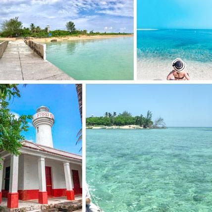 Tour a Isla de enmedio con snorkel