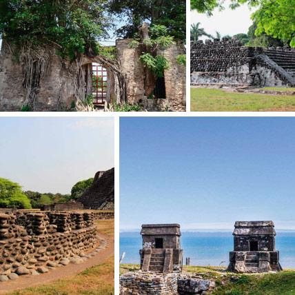 Tour a Tour La Antigua, Cempoala y Quiahuiztlán desde Veracruz o Boca del Rio