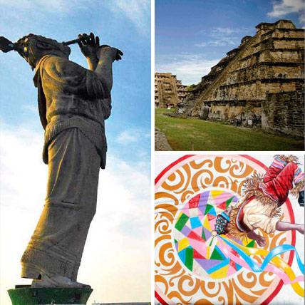 Tour a Tajín y Papantla desde Veracruz y Boca del Río
