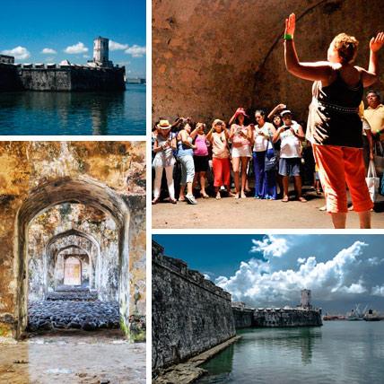 Tours y Tickets. Recorrido en la fortaleza de San Juan de Ulúa