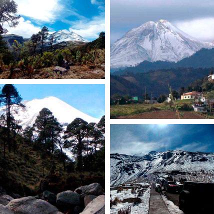 Visita EXTREMA al pico de Orizaba saliendo desde Veracruz o desde Orizaba