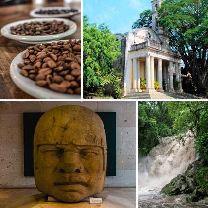 Tour Xalapa Xico Coatepec desde Veracruz o Boca del Rio