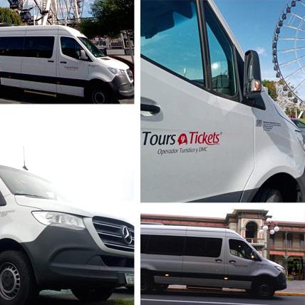Renta de Camioneta Sprinter desde Veracruz