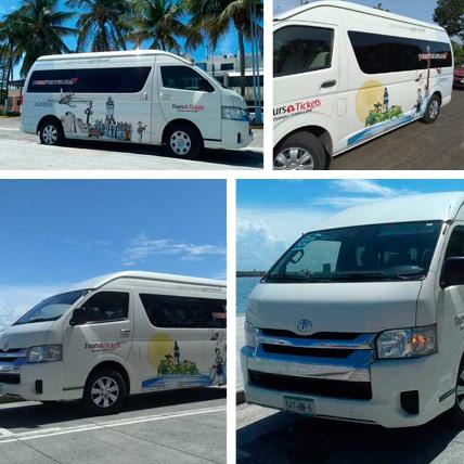 Renta De Camioneta Van Hiace en Veracruz o Boca del Río