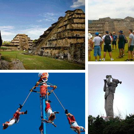 Tour a Tajín y Papantla desde Papantla o Poza Rica