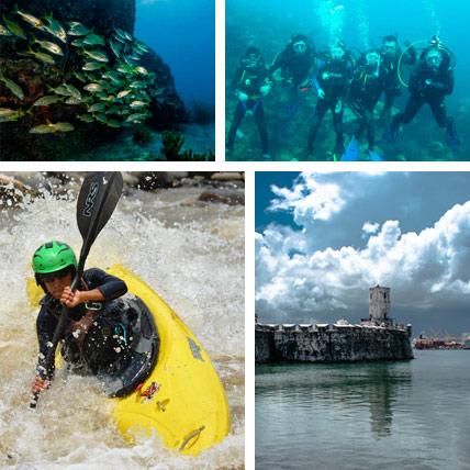 Aventura Veracruz - Paquete 4 Días Y 3 Noches con Hospedaje en Veracruz