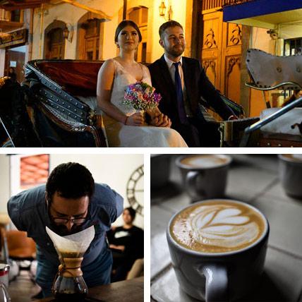 Amor en el Café / Actividades Pre Boda en Xico Veracruz Pueblo Mágico