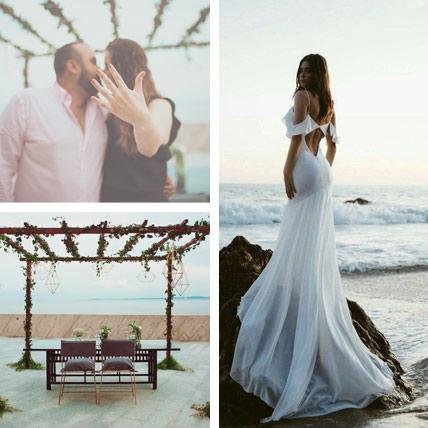 Boda con Vista al Mar en Veracruz / Pop Up Wedding – Experiencia Arte Moderno en Veracruz y Boca del Río