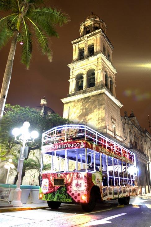 Tour en Tranvía por el Puerto de Veracruz