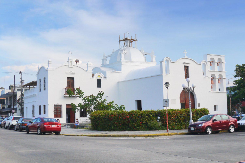 Iglesia del Cristo en Veracruz