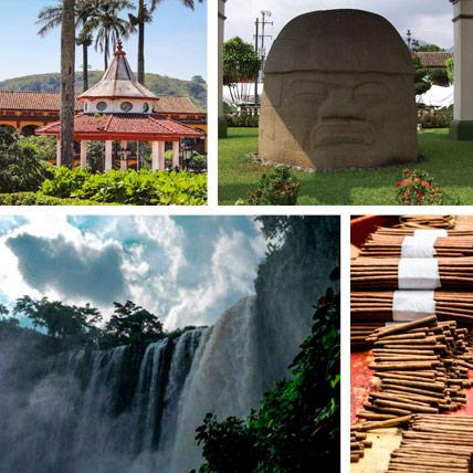 Tours a Los Tuxtlas desde Veracruz