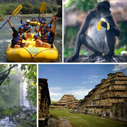 Tours Largos desde Veracruz o Boca del Río