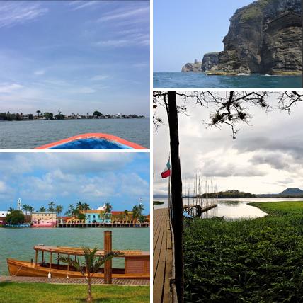 Tours en Veracruz con experiencia en Lancha