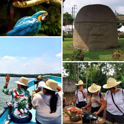 Tours familiares desde Veracruz y Boca del Río