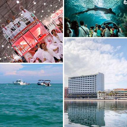 Tours en ciudades de Veracruz como Santiago Tuxtla, Tlacotalpan, Alvarado, Orizaba, Cordoba, La Antigua, Xalapa, Xico, Coatepec.