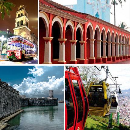 Tours en ciudades de Veracruz