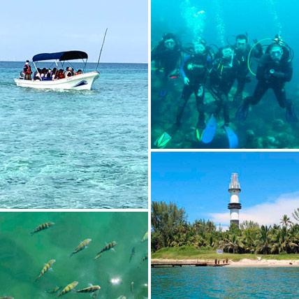 Tours Acuaticos en Veracruz
