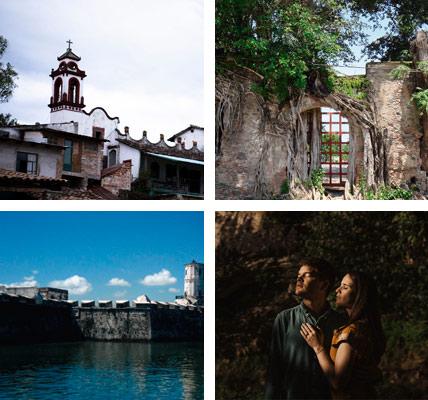 La Magia del Puerto, actividad pre boda o post boda en Veracruz Puerto, Xico y La Antigua desde Veracruz