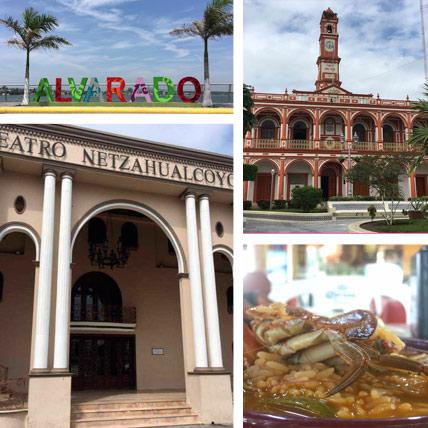 Tour Alvarado Tlacotalpan y Agustin Lara