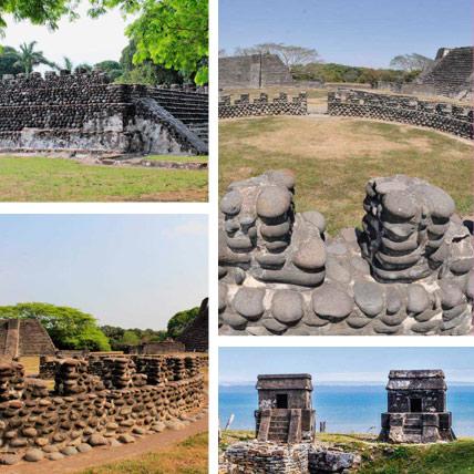 Tour La antigua, Cempoala y Quiahuiztlan desde Veracruz o Boca del Rio