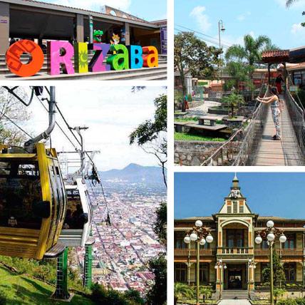 Tours a Orizaba y Cordoba desde Veracruz o Boca del Río