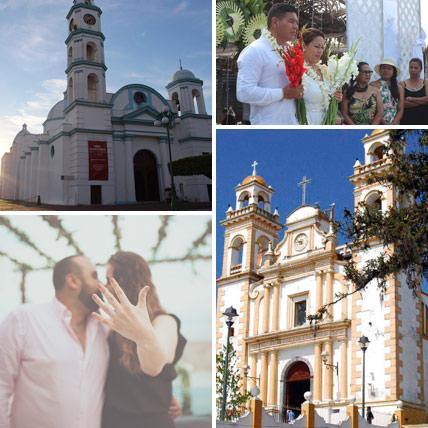 Tours, eventos postboda, preboda, Organizacion de Boda frente al mar y más en Veracruz