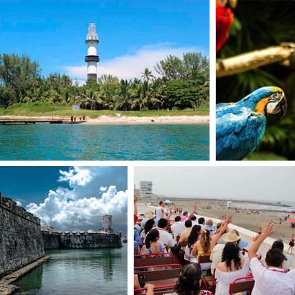 Tours en el Puerto de Veracruz