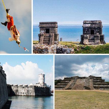 Tours a Patrimonios en Veracruz